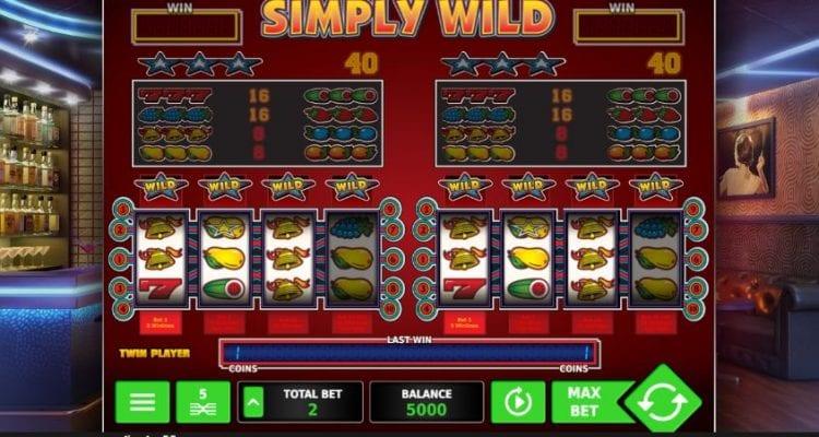 Simply Wild Slot Online