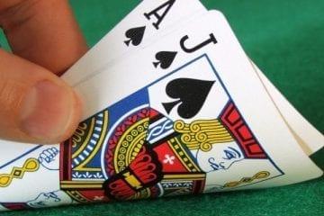 online blackjack spelen