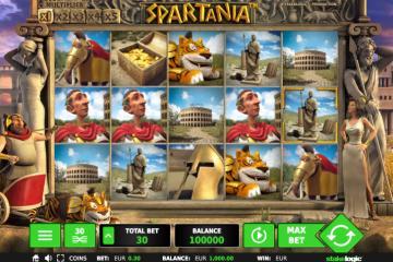 spartania gokkast stakelogic