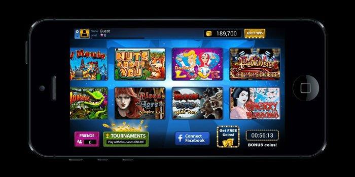 social casino's