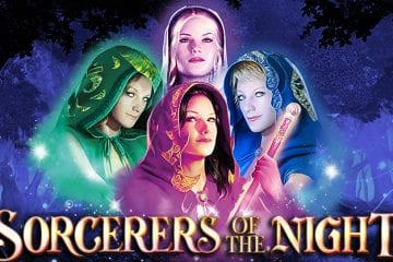 sorcerers of the night gokkast