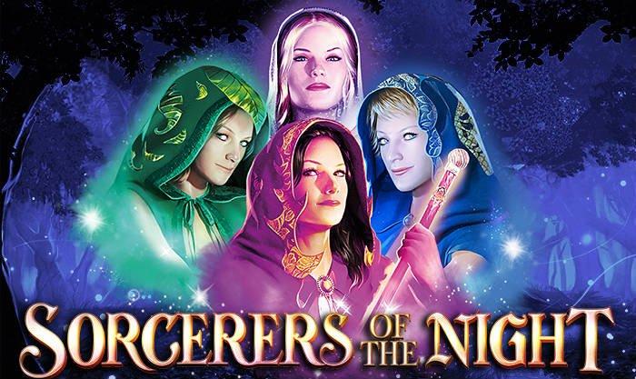 sorcerers of the night gokkast