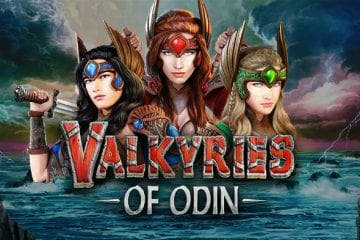 valkyries of odin gokkast