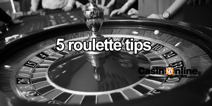 5 roulette tips
