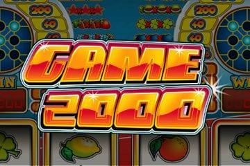 game 2000 gokkast