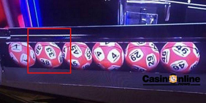 gokkers verbaasd loterijballen