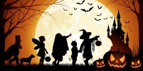 halloween gokkasten