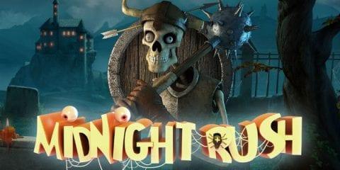 midnight rush gokkast