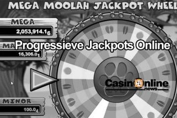 progressieve jackpots