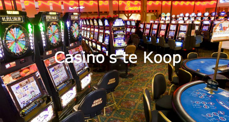 casinos te koop