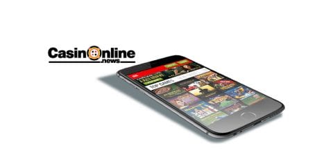 top mobiele casino's