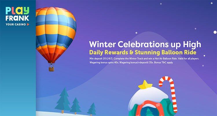 playfrank winter bonus