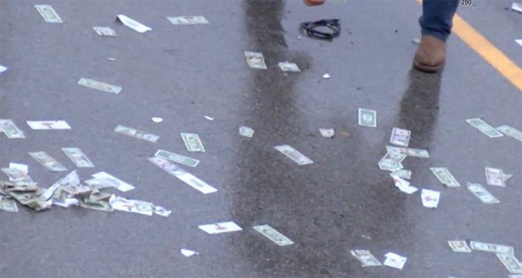 bankbiljetten snelweg