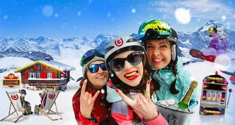 guts winter slots festival