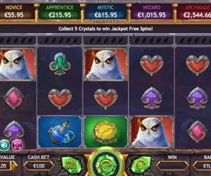 ozwins jackpot gokkast