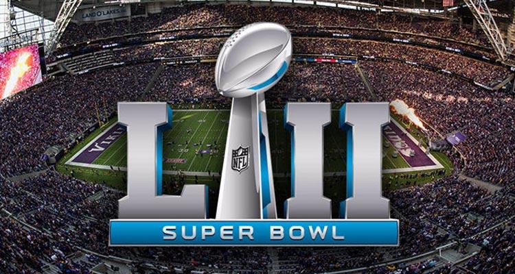 superbowl amerikanen