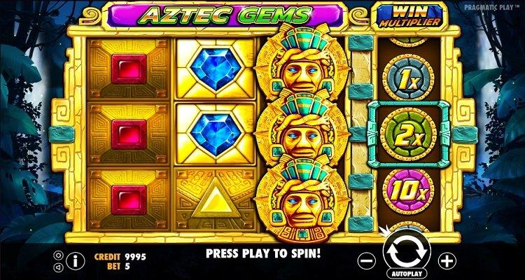 Aztec Gems Slot