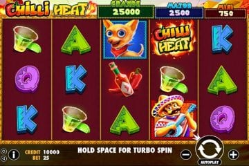 Chilli Heat Slot Gokkast