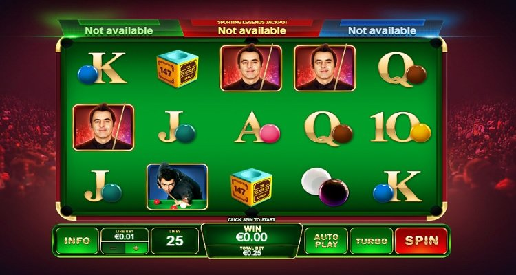 Spiele Ronnie OSullivan: Sporting Legends - Video Slots Online