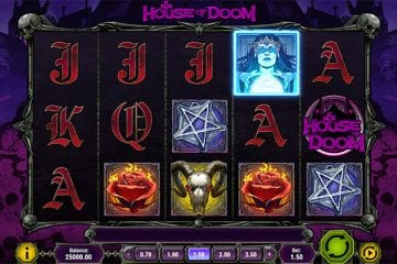 house of doom slot gokkast