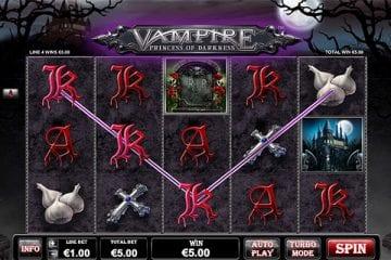 vampire princess slot
