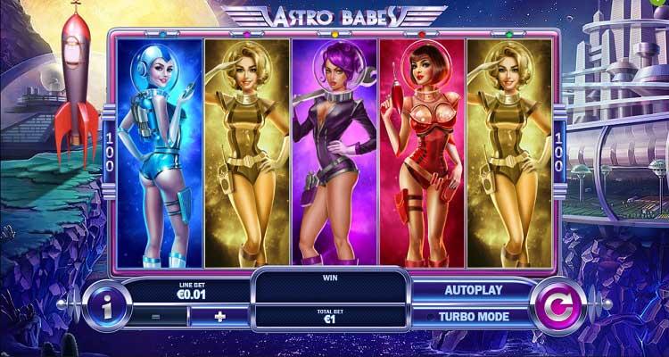 astro babe slot
