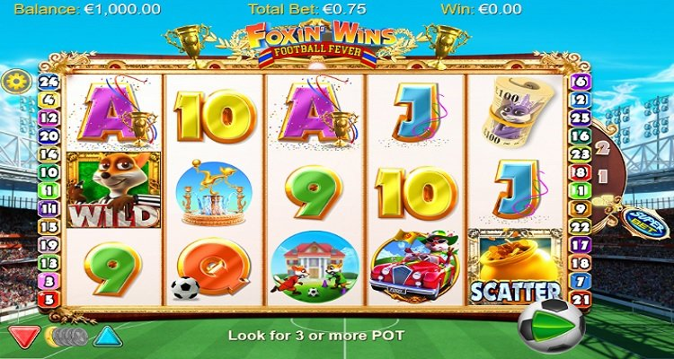 Spiele Football Fever - Video Slots Online