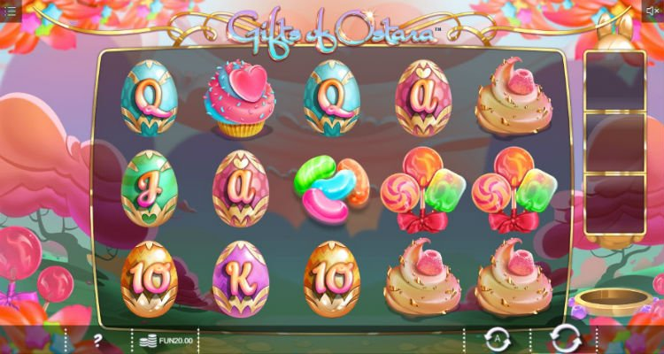 Gifts of Ostara slot