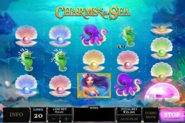Charms of the Sea slot