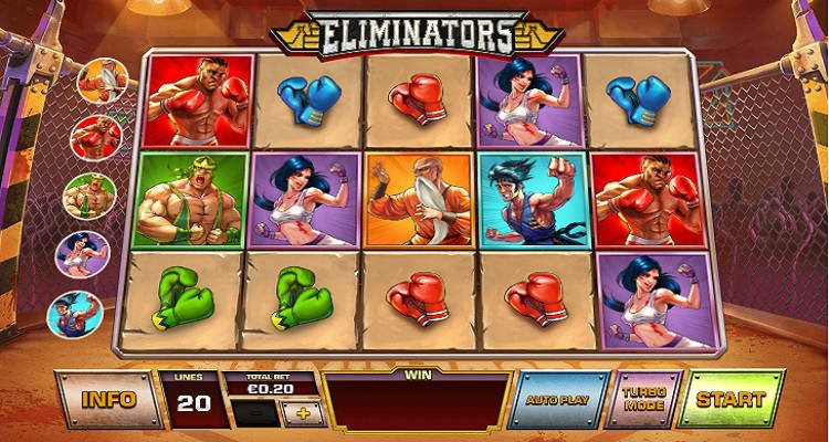 Eliminators slot