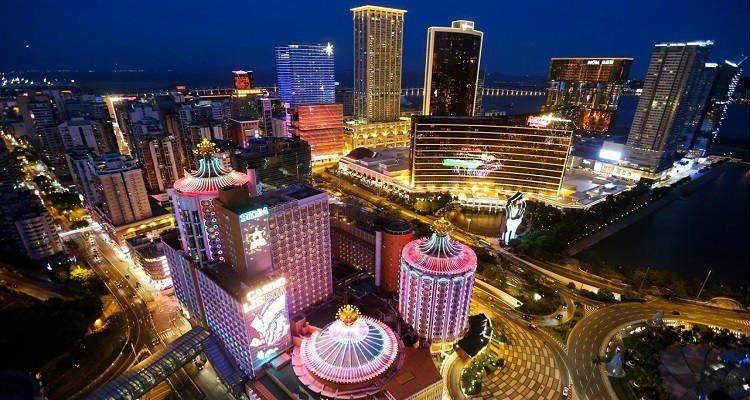 Macau japan