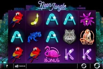 Neon Jungle slot