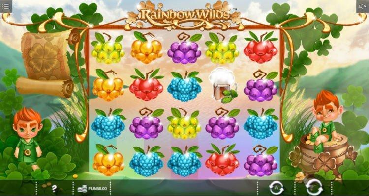 Rainbow Wilds slot