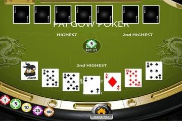 pai gow poker deutschland