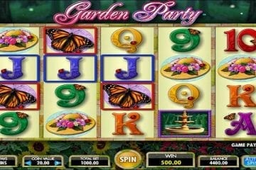 Garden Party Slot