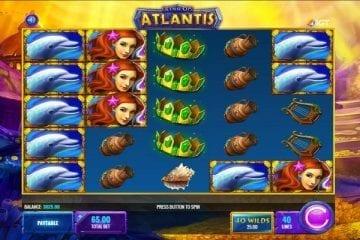 King of Atlantis slot