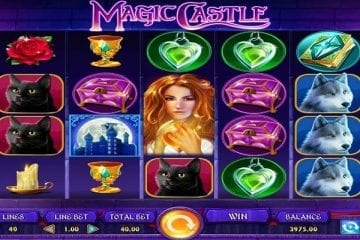 Magic Castle Slot
