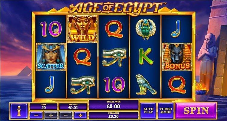 Age of Egypt slot