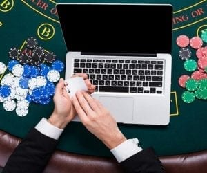 Online gokken boete