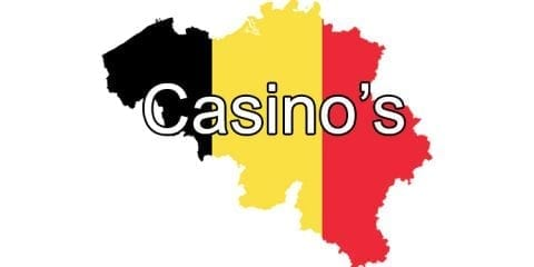 casinos in belgie