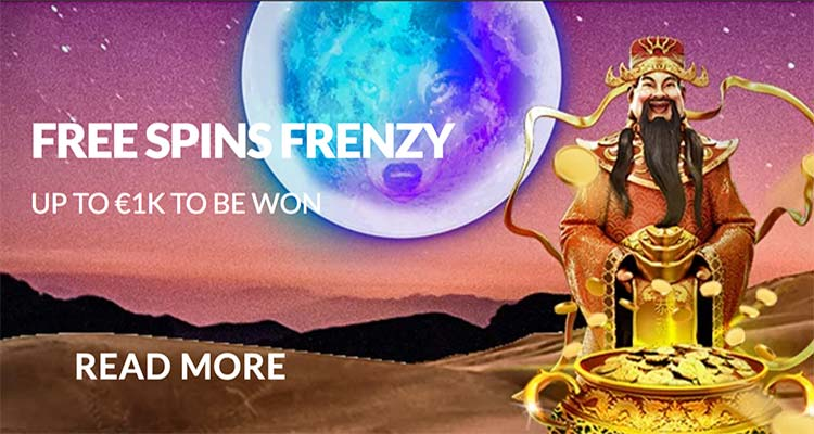 free spins frenzy guts