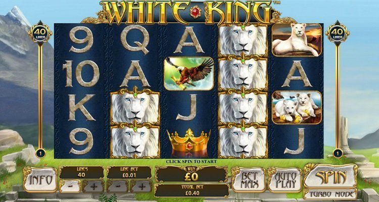 White King II Slot