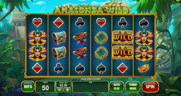 Anaconda Wild Slot