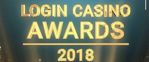 login casino awards