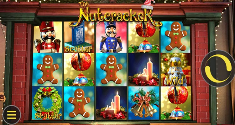 the nutcracker gokkast