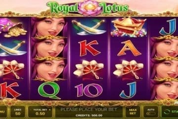 Royal Lotus Slot