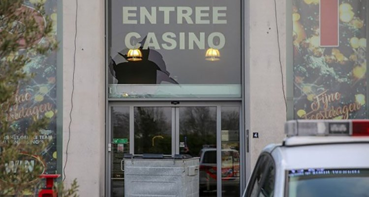 inbraak casino nederweert