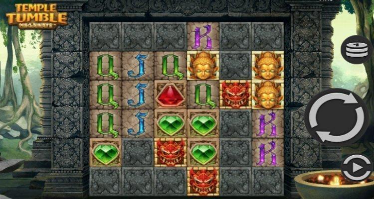 Temple Tumble MegaWays Slot