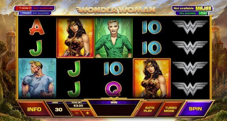 Wonder Women Slot