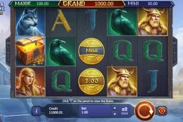 Vikings Fortune Slot